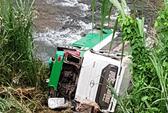 Tai nạn thảm khốc khi xe khách lao xuống vực, 21 người thương vong