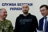Tố cáo của Ukraine nhằm vào tình báo Nga
