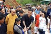 Sao Việt chung tay giúp người dân Hà Giang gặp nạn do mưa lũ