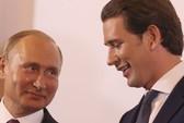 Đón tiếp nồng hậu nhưng Áo không ngại từ chối ông Putin