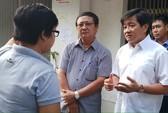 Cưỡng chế chung cư 60 tuổi ở trung tâm Sài Gòn