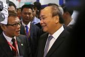Thủ tướng khai mạc triển lãm quốc tế về công nghiệp 4.0