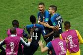 Pháp vô địch, đáng khen Croatia
