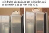 Lotte Cinema phản hồi về máy bán sữa kém vệ sinh