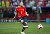 Công thần Iniesta chia tay đội tuyển Tây Ban Nha