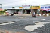 Dân TP Cà Mau kêu cứu vì đường xuống cấp nghiêm trọng
