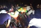 Cháy lớn chợ Gạo trong đêm: Tiểu thương khóc ròng