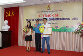 Báo Người Lao Động đoạt 2 giải báo chí viết về công nhân và Công đoàn