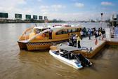 Du lịch đường sông TP HCM