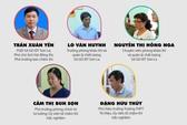 [Infographic] Diễn biến vụ 5 đối tượng liên quan gian lận điểm thi ở Sơn La