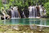Hồ treo trên đỉnh núi - kỳ quan môi trường xung quanh đặc thù ở Mỹ