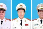 Bổ nhiệm 4 tân phó thủ trưởng Cơ quan An ninh điều tra và Cảnh sát điều tra