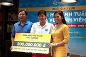 Thầy trò Ánh Viên nhận 300 triệu đồng trước thềm ASIAD