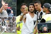 Trận ra mắt của Ronaldo kết thúc sớm vì fan cuồng