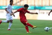 Olympic Việt Nam - Olympic Pakistan 3-0: Cảm xúc trái ngược vì Công Phượng