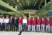 Đại quân thể thao Việt Nam đã có mặt tại Indonesia