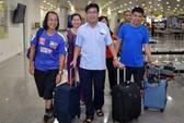 Bố Xuân Trường, Văn Thanh U23 Việt Nam sang Indonesia cổ vũ