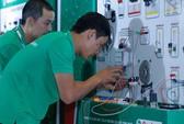 Tuyển chọn thợ máy giỏi thi tay nghề cấp châu lục