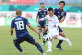 Thắng Nhật 1-0, Olympic Việt Nam giành ngôi nhất bảng