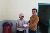 Bạn đọc Báo Người Lao Động hỗ trợ cô gái bị Nga
