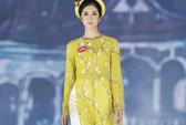 Thí sinh Hoa hậu Việt Nam 2018 duyên dáng với áo dài