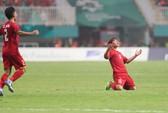 Olympic Việt Nam - Hàn Quốc 1-3: Tranh hạng 3 với UAE