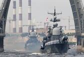 Căng thẳng ở Syria gia tăng, Nga tập trận lớn ở Địa Trung Hải