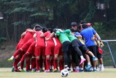 Lễ đón đội tuyển Olympic Việt Nam: Trang trọng, ngắn gọn