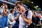 Nước mắt bất lực của Murray