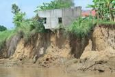 Nhói lòng trước vùng sạt lở dọc sông Đồng Nai