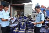 Hải quan Tân Sơn Nhất bắt 57 kg cần sa chuyển về từ Mỹ