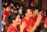Ngàn sắc thái CĐV xem Olympic Việt Nam tranh Huy chương Đồng