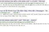 Vỡ nợ phân phối nhà gấp trên mạng: Coi chừng dính cú lừa của cò