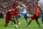 Nations League: Bồ Đào Nha hạ Ý sau một phần tư thế kỷ