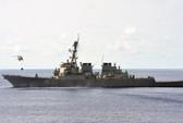 Chiến hạm Mỹ tuần tra biển Đông, thách thức Trung Quốc