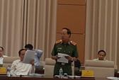 Thứ trưởng Lê Quý Vương đề cập vụ án Vũ