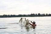 Đua nhau săn con cá
