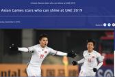 AFC xếp Quang Hải vào 6 tài năng đáng xem nhất Asian Cup 2019