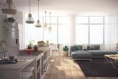 Căn hộ 100 m2 có phong cách Bắc Âu