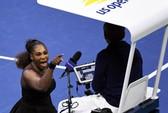 Dân mạng chê trách Serena Williams sau khi cô chửi trọng tài rồi khóc