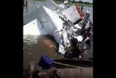 Rơi máy bay, ít nhất 17 người thiệt mạng