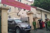 An ninh thắt chặt tại tòa xử ông Đinh La Thăng và đồng phạm
