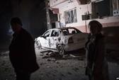Bộ binh Thổ Nhĩ Kỳ tiến vào Syria, 22 người thương vong