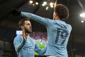 Man City thắng hủy diệt ở FA Cup, Chelsea lại bị cầm chân