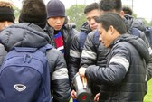 U23 Việt Nam loại 2 cầu thủ, có quân HAGL