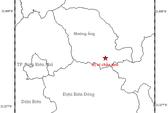 3 trận động đất liên tiếp tại tỉnh Điện Biên