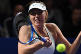 Tiếp đà hưng phấn, Sharapova tiến vào tứ kết Thẩm Quyến mở rộng