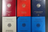 Hộ chiếu Đức quyền lực nhất thế giới