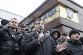 Cựu tổng thống Georgia Saakashvili bị kết án tù