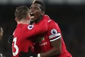 Man United trở lại ngôi nhì, Mourinho
